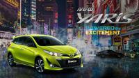 Toyota meluncurkan produk terbaru yaitu New Yaris yang diperkenalkan pada pertengahan Februari lalu. Kini, dengan tampang terbaru, New Yaris tampil lebih sporty dan stylish.