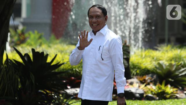 Resmi, Zainudin Amali Menpora Kabinet Indonesia Maju – Ragam