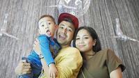 Raffi Ahmad ajak istri dan anaknya liburan ke Dubai [foto: instagram/raffinagita1717]