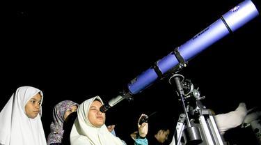 15 Teleskop untuk Nobar Gerhana Bulan Langka, Siapa Minat?