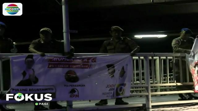 Pembersihan dan penurunan APK di wilayah Jakarta Utara akan dilakukan bertahap hingga 16 April mendatang.