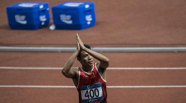 Atletik : Lalu Muhammad Zohri