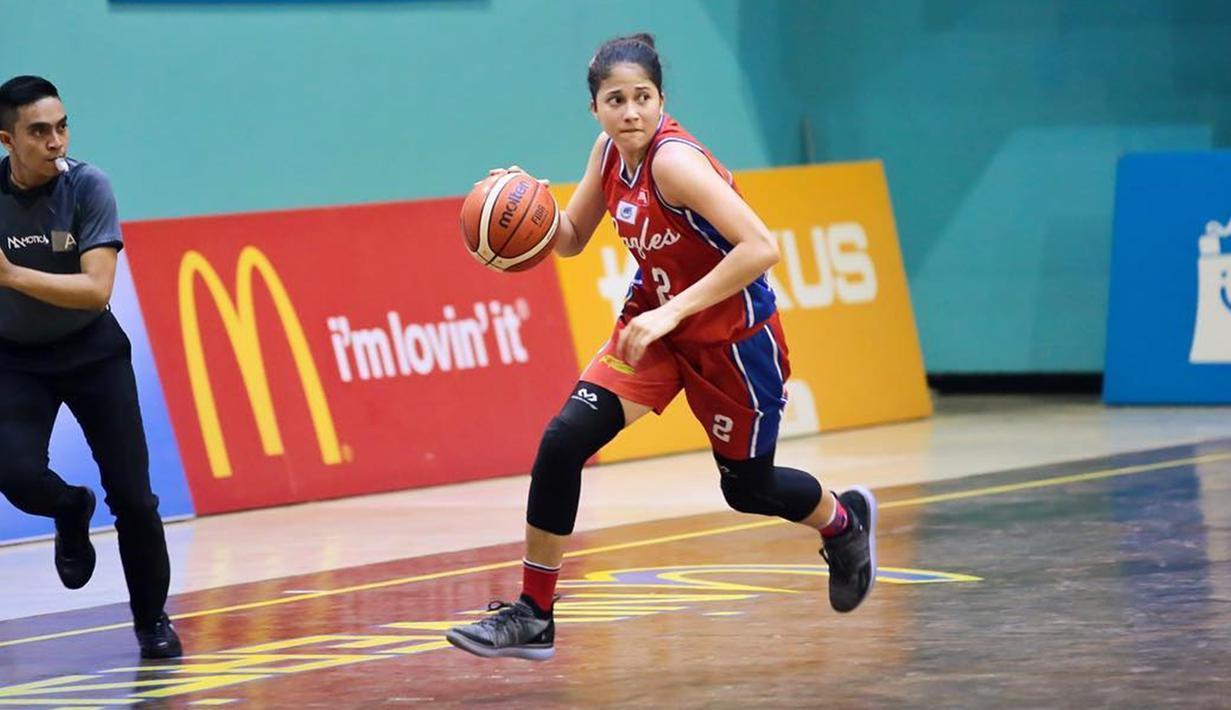 Sebelum berkecimpung di dunia entertainment, pemilik nama lengkap Ni Komang Sitha Dewi Marino ini menggeluti dunia olahraga. Berawal dari ekstrakulikuler ketika duduk di bangku sekolah, akhirnya Sitha Marino menyukai olahraga basket. (Liputan6.com/IG/@sithamarino)