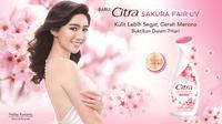Ternyata bunga sakura itu punya khasiat yang mampu membuat wanita Indonesia cantik. Apa saja ya?
