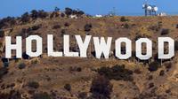 Ilustrasi pemandangan Hollywood. (Photo credit: Frederic J. Brown / AFP/Getty Images)