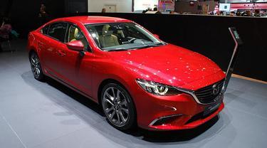 Mazda6 Terbaru Semakin Menggoda