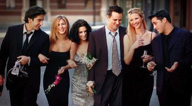 20 Tahun Serial Friends, Siapa yang Bersinar dan Tidak?