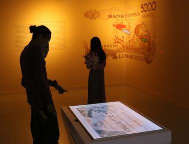 Sambut HUT ke-74 RI, Koleksi Seni Rupa Nasional Dipamerkan