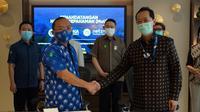 PT Jasamarga Related Business menandatangani Nota Kesepahaman (MoU) kerja sama strategis dengan PT Netzme Kreasi Indonesia (NETZME).