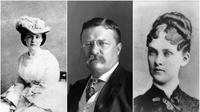 Theodore Roosevelt kehilangan ibu dan istri pada Hari Valentine yang sama (Wikipedia)