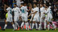 Real Madrid bungkam Eibar 3-0 ( PIERRE-PHILIPPE MARCOU / AFP)