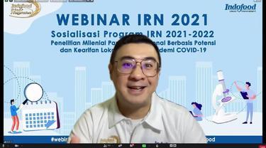Sosialisasi IRN 2021-2022