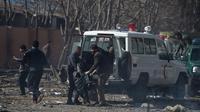 Korban Tewas Bom Ambulans di Afghanistan Mencapai 95 Orang (WAKIL KOHSAR / AFP)