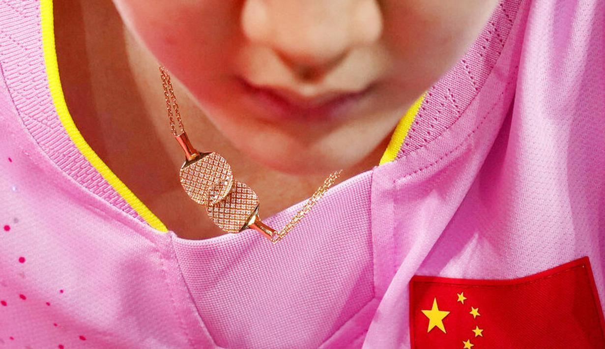 Foto: Ragam Aksesoris Unik di Olimpiade Tokyo 2020 - Ragam ...