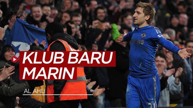 Berita video perjalanan karier Marko Marin yang sempat bermain di Premier League untuk Chelsea, kini berlabuh di klub Arab Saudi, Al Ahli.