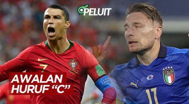 Berita Video Menyebutkan Pesepak bola Euro 2020 yang Berawalan Huruf C