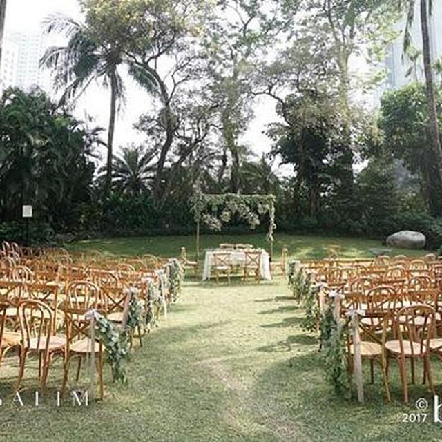 Dekorasi Pesta Pernikahan Impian Raisa Dan Hamish Daud Bikin