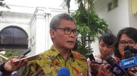 Juru Bicara Kepresidenan, Johan Budi, menyampaikan rencana Jokowi soal Kepala BNN