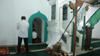 Masjid Katangka. (Liputan6.com/Eka Hakim)