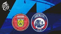 BRI Liga 1 - Persiraja Banda Aceh Vs Arema FC (Bola.com/Adreanus Titus)
