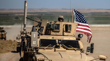 AS dan Turki Gelar Patroli Gabungan di Suriah
