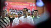 Presiden Joko Widodo mengucapkan belasungkawa atas peristiwa gempa Lombok (Foto: Facebook Jokowi)