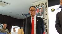 Arifin Tasrif sebagai Menteri Energi dan Sumber Daya Mineral (ESDM). Liputan6.com/Pebrianto Eko