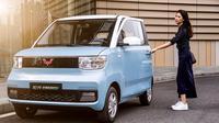 Resmi meluncur di Cina beberapa bulan lalu, Wuling Hongguang Mini EV mendapat respon positif di negara asalnya. (Carscoops)