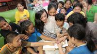 ri Indonesia Lingkungan 2019, Jolenee Marie (Surya Hadiansyah/Liputan6.com)
