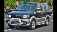 Mitsubishi Kuda. (Wikipedia)