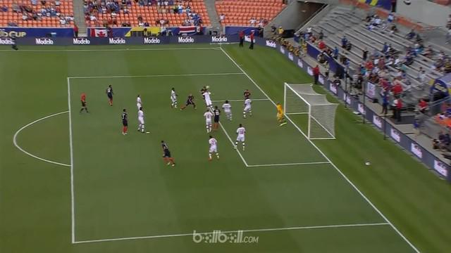 Berita video ketangguhan kiper Kanada, Milan Borjan, saat menghadapi Kosta Rika di Piala Emas 2017. This video presented by BallBall.