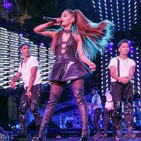 Ariana Grande (Rich Polk / GETTY IMAGES NORTH AMERICA / AFP)
