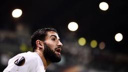 2. Nabil Fekir (Olympique Lyonnais) - 16 Gol (2 Penalti). (AFP/Marco Bertorello)