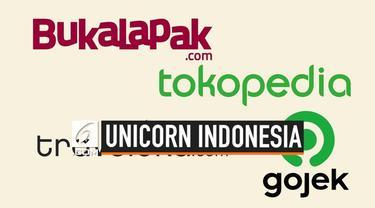 4 unicorn atau perusahaan rintisan (startup) Indonesia diklaim milik Singapura. Keempat Unicorn tersebut adalah Go-Jek, Tokopedia, Bukalapak, dan Traveloka. Apa alasannya?