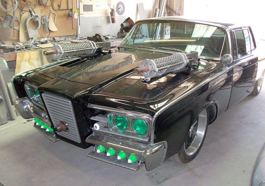 Sejarah mobil adalah sejarah yang panjang. Untuk mengingatnya, dibuatlah museum yang khusus menyimpan mobil dan beragam ceritanya (Foto: www.southendkustom.com).
