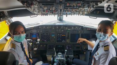 Garuda Indonesia Hadirkan Kartini Flight Rute Jakarta – Surabaya