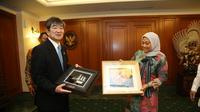 Kementerian Ketenagakerjaan bersama dengan IM Japan telah sepakat lanjutan kerja sama penambahan kuantitas jumlah peserta pemagangan ke Jepang menjadi 5000 peserta pertahun.