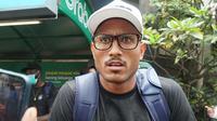 Striker Persib Bandung Wander Luiz. (Liputan6.com/Huyogo Simbolon)