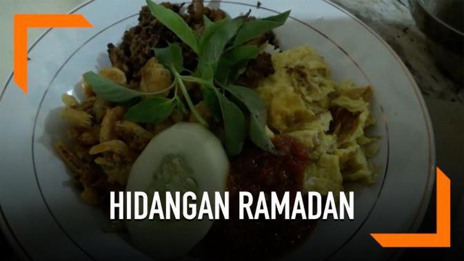 VIDEO: Nasi Flambe, Hidangan Khas Ramadan di Bojonegoro