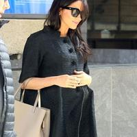 Simak seperti apa tampilan Meghan Markle hadiri Baby Shower di New York (Foto: Instagram/celebritystylish3)