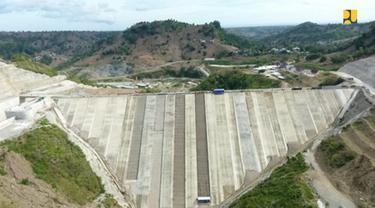 Pembangunan Bendungan Karallloe di Kabupaten Gowa