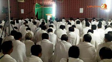 [Bintang] Wukuf di Arafah 2018: 362 Anggota Jamaah Haji Indonesia Jalani Safari Wukuh