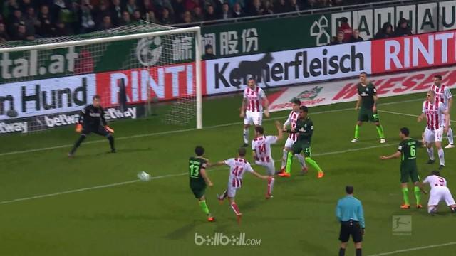 Koln masih berada di peringkat terbawah klasemen Bundesliga setelah kalah 3-1 di Werder Bremen, Selasa (13/3) dinihari WIB. Milos ...