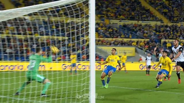 Las Palmas bangkit dari ketertinggalan dengan mengalahkan Valencia 2-1, Sabtu (20/1) sehingga posisi lawannya itu melorot dari kla...