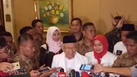 KH Ma'ruf Amin (Merdeka.com/Nur Habibie)