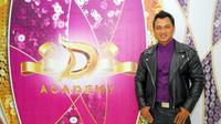 Awan D'Academy, salah satu finalis asal Medan yang telah tersingkir dari babak Konser Final D'Academy.