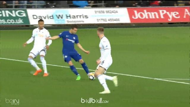 Berita video gol-gol terbaik yang tercipta pada pekan ke-26 Premier League 2017-2018, salah satunya yang ditorehkan Cesc Fabregas. This video presented by BallBall.