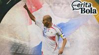 Cerita Bola - Zinedine Zidane (Bola.com/Adreanus Titus)