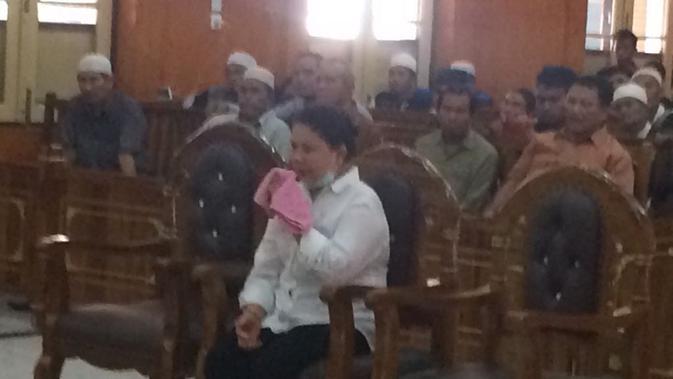 Keluarga Meiliana, terpidana kasus penodaan agama yang dipicu protes volume suara azan, sampai pindah domisili usai kerusuhan di Tanjungbalai. (Liputan6.com/Reza Efendi)