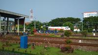 Tercatat 176 perjalanan kereta api melewati Daops 3 Cirebon pada mudik Lebaran 2018